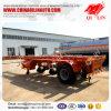 40 tonnellate di 20FT 40FT del contenitore di Skelecton di rimorchio resistente del camion
