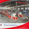 Линия штрангя-прессовани продукции штрангпресса профиля PVC мраморный