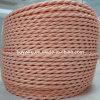 Braided Twisted Ткан-Покрынный провод (пинк младенца)