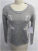 100% Acryli C Sweater for Ladies Hot Sale