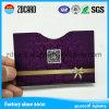 Дешевый изготовленный на заказ PVC RFID пластмассы преграждая втулку для предохранения от информации
