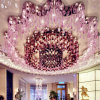 部屋Decorationのための贅沢なGlass Bubble Chandelier