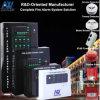 Calcolatore centrale convenzionale del segnalatore d'incendio di incendio