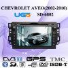 シボレーAveo (SD-6802)の車DVD GPSプレーヤー