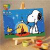 DIY Handmade Oil Painting Paint par Numbers Kit pour Kids Gift
