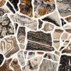 Tegel van de Vloer van Inkjet van het Bouwmateriaal de Rustieke Matte Ceramische