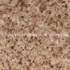 Crystals artificial Quartz Tile Stone para Slab, bancada