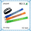 Big Logo Print Area、Hand DecorationのブレスレットのWrist Band USB Stick