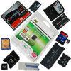 La calidad tarjetas de memoria (SD/MMC/MS)