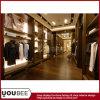 Menswear小売店のためのハイエンドWooden Display Furniture