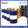 Самосхват барабанчика емкости 2000kg для платформы грузоподъемника
