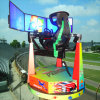 Машина игры участвуя в гонке автомобиля облечения комнаты игры