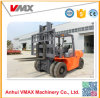7ton Diesel Forklift Truck、7ton Load Capacity、Automatic Transmission