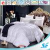 Het elegante Dekbed van het Blad van het Bed van het Beddegoed Vastgestelde