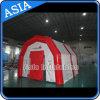 Tenda esterna gonfiabile chiusa ermeticamente di evento