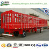 Shengrun Tri Wellen-LKW-halb Schlussteil für Ladung-Waren