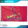 St. Louis Cardinals Logo officiel de l'équipe de baseball MLB 3X5 'Drapeau