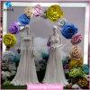 結婚式の装飾(WFOH-09)のための装飾的な泡の花