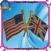 Het maat Kenteken van het Metaal met Nationale Vlag