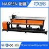 Трехосная линия автомат для резки пересечения CNC трубы