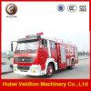 Sinotruck HOWO 8000L пожарных высокого давления воды
