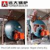 安いWns Horizontal Full Auto Diesel Hot Water Boiler MachineのためのBoiler
