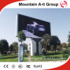 Mountain A-LH P10 DIP outdoor Waterproof fill Color LED display Billboard