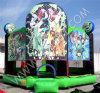 Fabrik 2015 verkaufen direkt! Im FreienCheap Inflatable Bouncer, Jumping Castle, federnd Castle für Sale