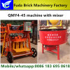 Mobile Concrete Hollow Brick Machine with High Quality