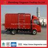 고품질을%s 가진 HOWO 5t 상자 트럭 또는 경트럭