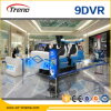 Galleria 9d Virtual Reality Equipment di divertimento per Walking Street