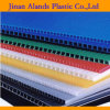 Colorful PP Corrugated Hollow Plastic Sheet