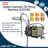 디지털 10ml-10000ml (GZD100Q)에서 장식용 충전물 기계