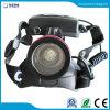 Nuevo UV 10W 395nm de faros LED recargable 18650