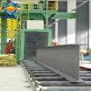 Q69 convoyeur à rouleaux en acier de type grenaillage de la machine pour H Steel