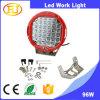 éclairage LED automatique de travail de la lumière 96W de travail de la lumière DEL de travail de 96W DEL
