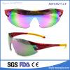 O produto novo ostenta óculos de sol quentes dos esportes do costume da venda da forma dos óculos de sol