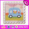 2015 Wooden encantador Puzzle Game para Kids, Best Seller Mini Puzzle Toy para Children, Cheap Colourful bonito Wood Jigsaw Puzzle W14c187