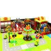 Innenspielplatz-Plastikplättchen mit Schwingen für Kinder auf Rabatt
