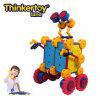 Thinkertoy 땅은 막는다 교육 장난감 로봇 시리즈 벽 E (R6103)를