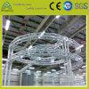 Bundel van de Cirkel van de Prestaties van de Tentoonstelling van het aluminium de Vierkante