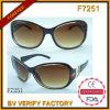 De nouvelles lunettes de soleil Rayband, lunettes de soleil avec Free Sample (F7251)