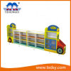 Preschool를 위한 아이들 Wooden Toy Cabinet