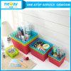 Caja de almacenaje plástica colorida de Neway