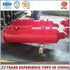 Cilindro idraulico estraente personalizzato per gli impianti dei cantieri sotterranei della macchina di abbattimento e di scavo