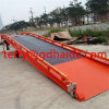Container mobile Ramp pour Loading et Unloading