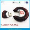 Azionamento molle su ordinazione dell'istantaneo del USB del PC di figura della gomma (ET001)
