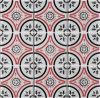 Wall를 위한 Morden Style Flower Mosaic Pattern Art Mosaic
