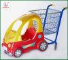 Kind-Selbsteinkaufen-Laufkatze-Kind-Einkaufswagen (JT-E15)
