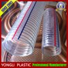 Boyau de fil d'acier du boyau de ressort de PVC/PVC